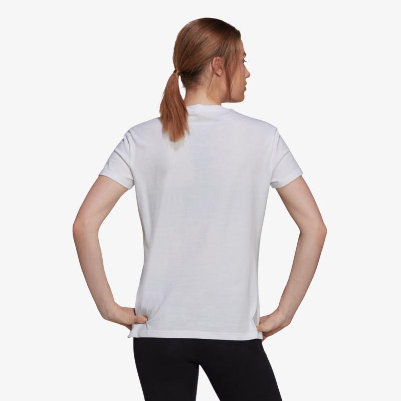 adidas t-shirt W VRTCL ZBR G T