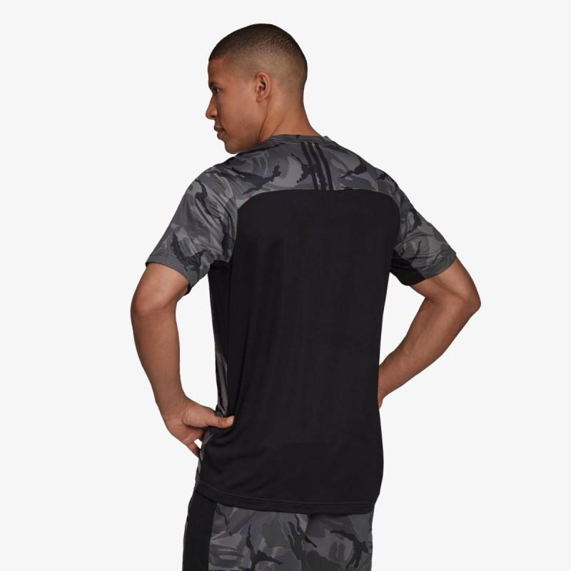 adidas t-shirt M CAMO GT1
