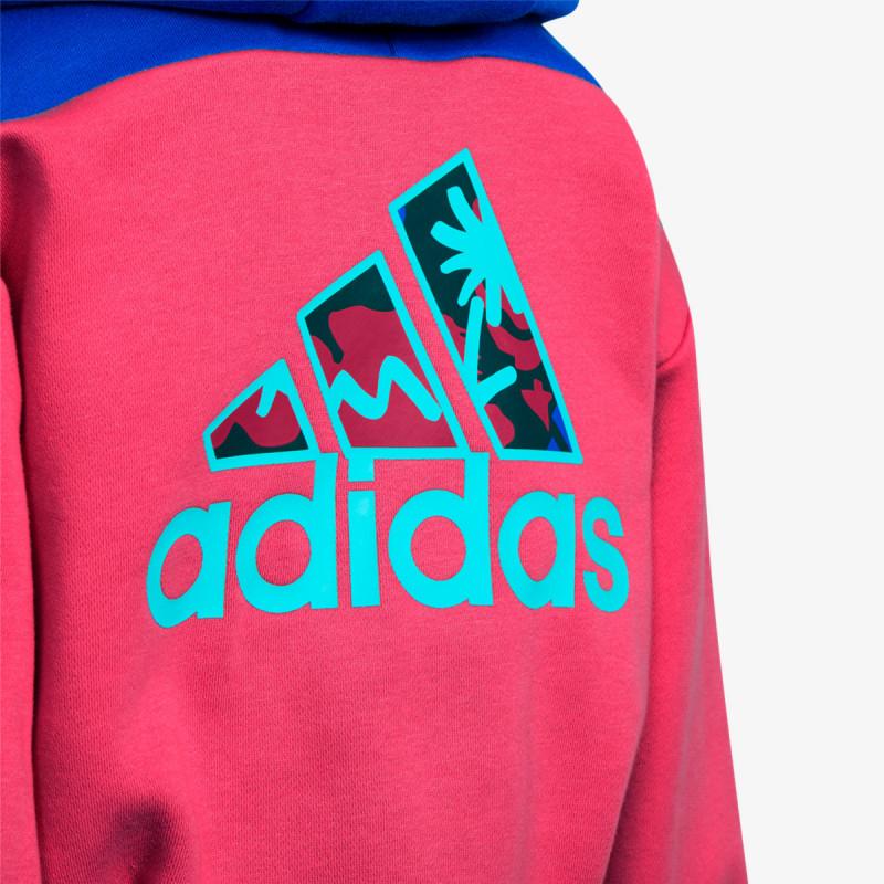 adidas dječji top LG FL KN JKT