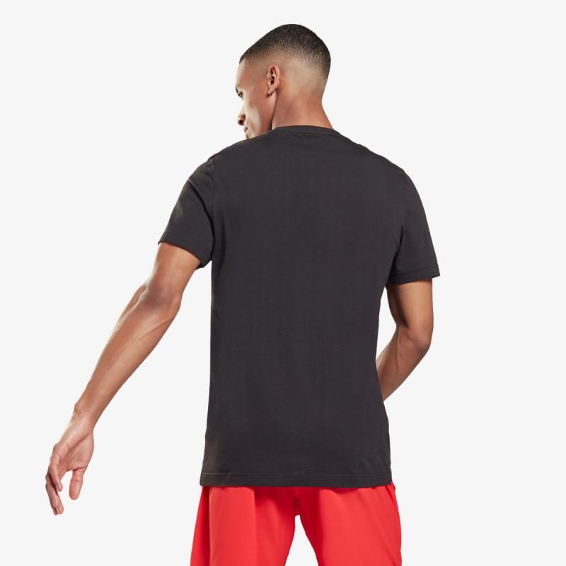 Reebok t-shirt Camo Tee