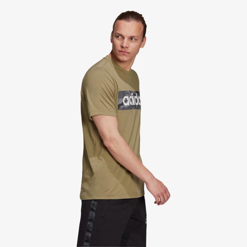 adidas t-shirt M CAMO GT2