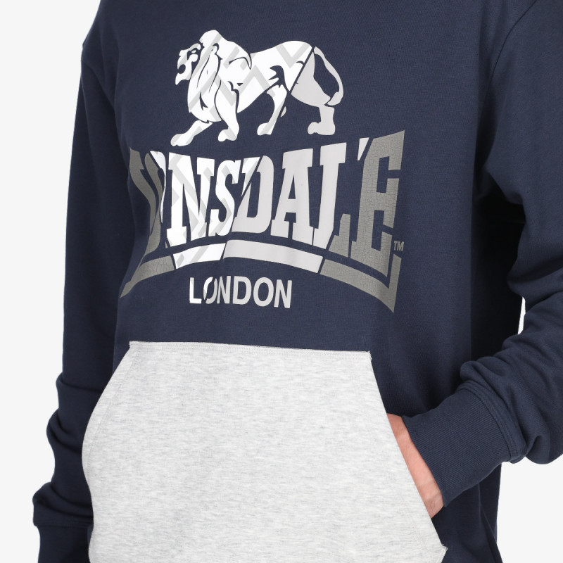 LONSDALE majica s kapuljačom LNSD Graph