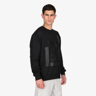 LONSDALE majica bez kragne BLK F21