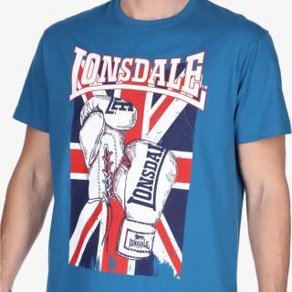 LONSDALE t-shirt F21 Flag