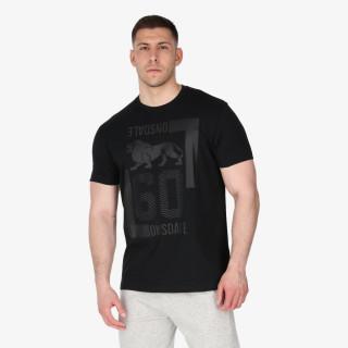 LONSDALE t-shirt BLK F21