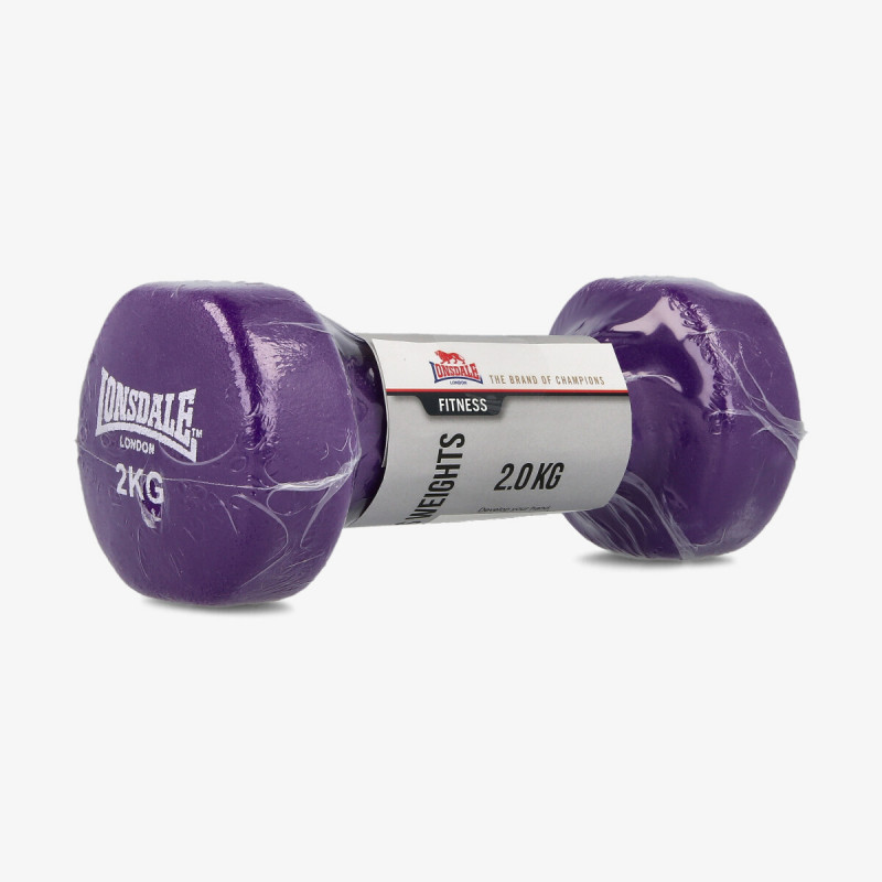 LONSDALE fitness oprema WEIGHTS 2kg
