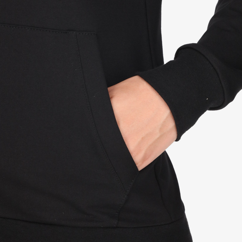 LOTTO majica s kapuljačom na patent ETERNO W