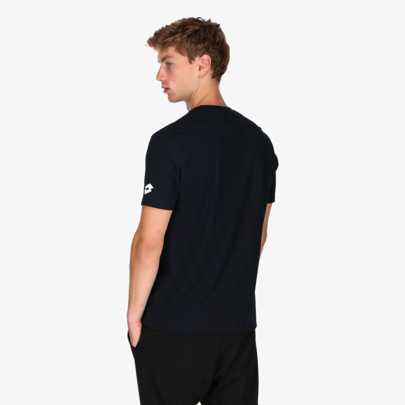 LOTTO t-shirt FLUORESCENTE 2