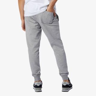 NEW BALANCE hlače Essential Stack Logo Slim