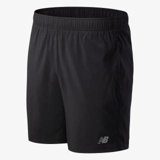 NEW BALANCE kratke hlače Core Run 2 in 1 7 Inch