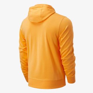 NEW BALANCE majica s kapuljačom NB Essentials Stacked Logo Po