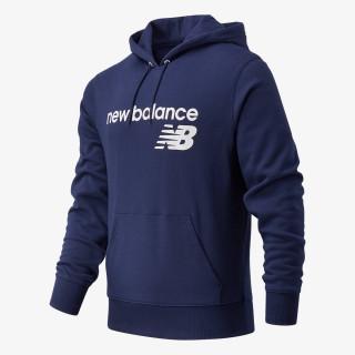 NEW BALANCE majica s kapuljačom Classic Core Fleece