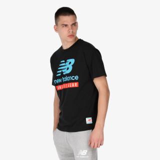 NEW BALANCE t-shirt Essentials Logo Tee