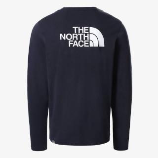 THE NORTH FACE majice dugih rukava M L/S EASY TEE - EU