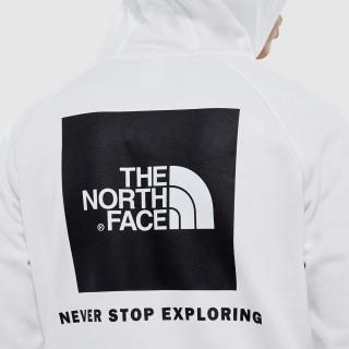 THE NORTH FACE majica s kapuljačom M RAGLAN REDBOX - EU