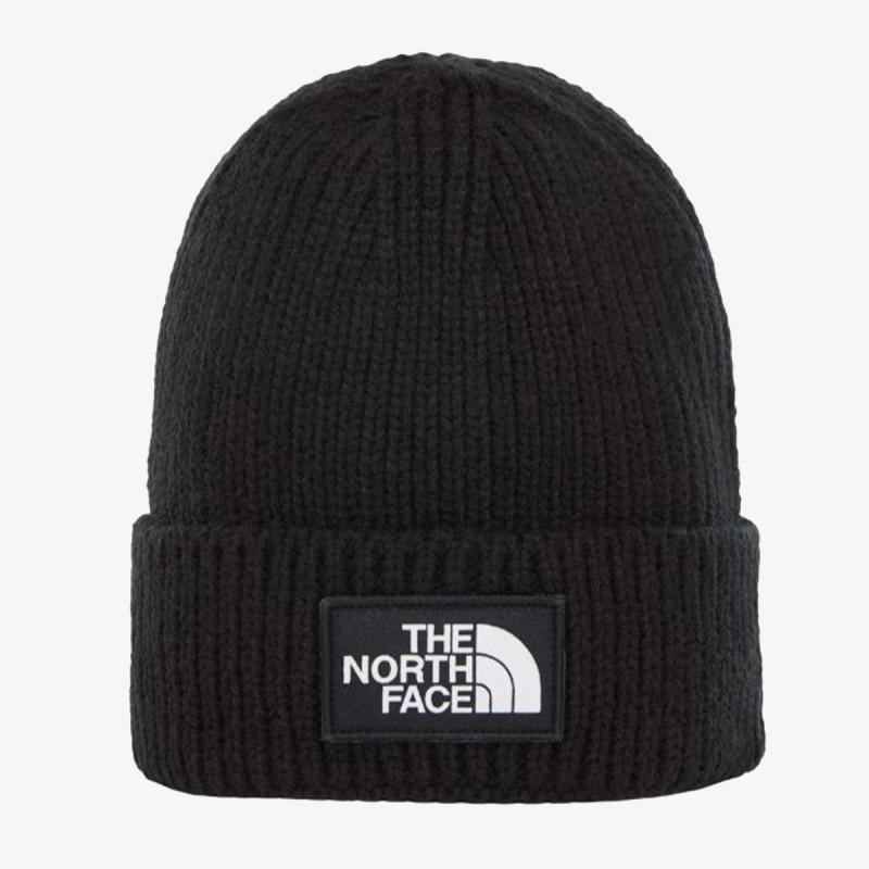 NORTH FACE beanie TNF LOGO BOX CUFFED