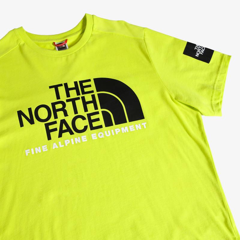 THE NORTH FACE t-shirt M S/S FINE ALPINE TEE 2 - EU
