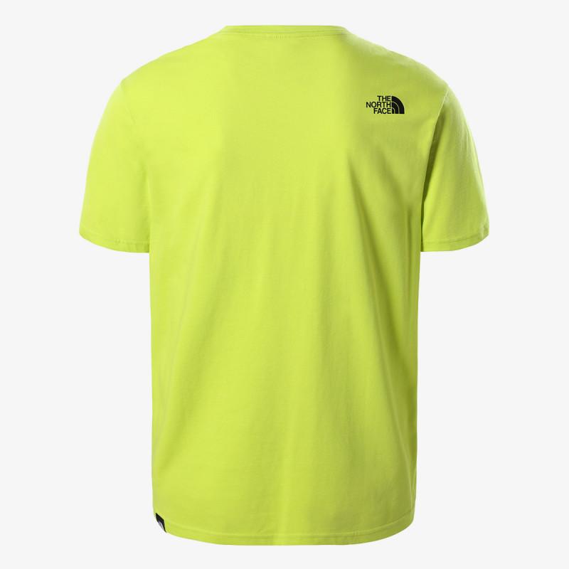 THE NORTH FACE t-shirt M STANDARD SS TEE - EU
