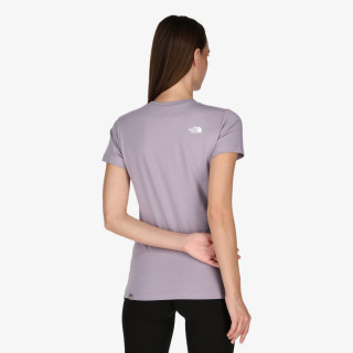 NORTH FACE t-shirt W S/S EASY TEE