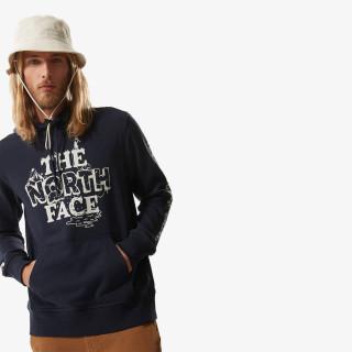 THE NORTH FACE majica s kapuljačom M HIMALAYAN BOTTLE SOURCE PO