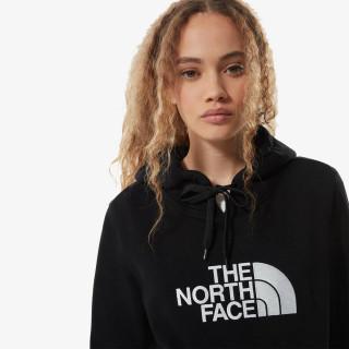 THE NORTH FACE majica s kapuljačom W DREW PEAK - EU