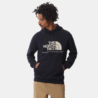 THE NORTH FACE majica s kapuljačom M BERKELEY CALIFORNIA -IN SCRAP MAT