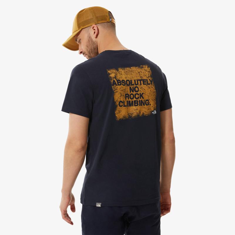 THE NORTH FACE t-shirt M NEW CLIMB TEE
