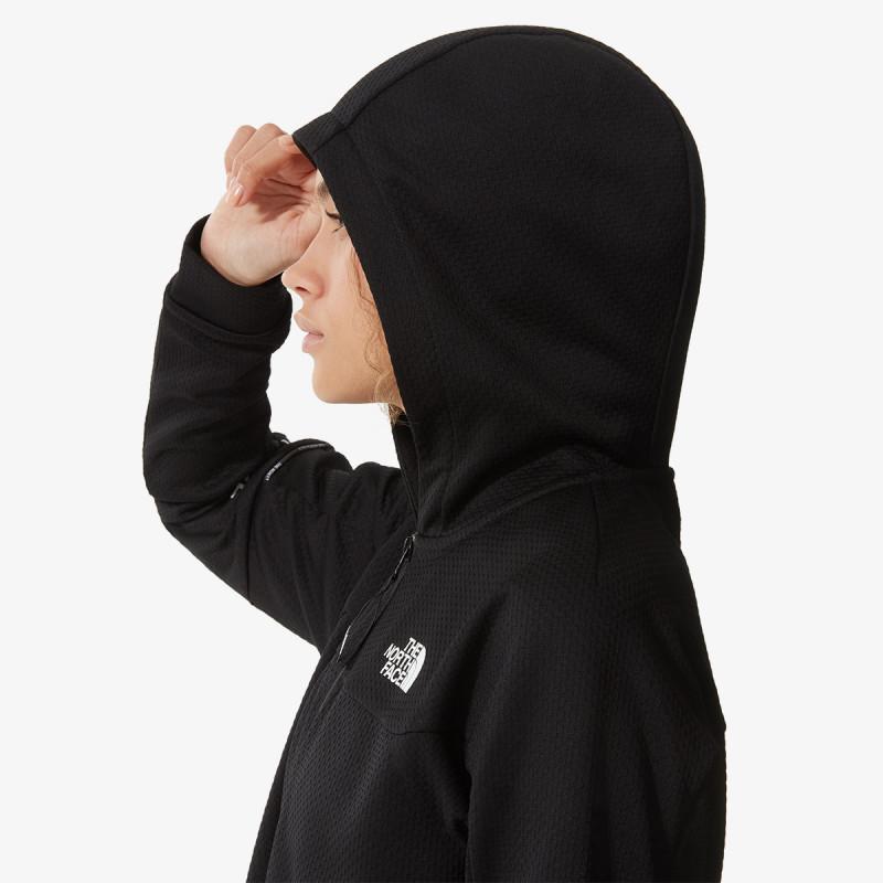 THE NORTH FACE majica s kapuljačom na patent W MA FZ - EU