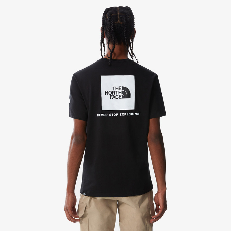 THE NORTH FACE t-shirt M BB SEARCH & RESCUE S/S TEE