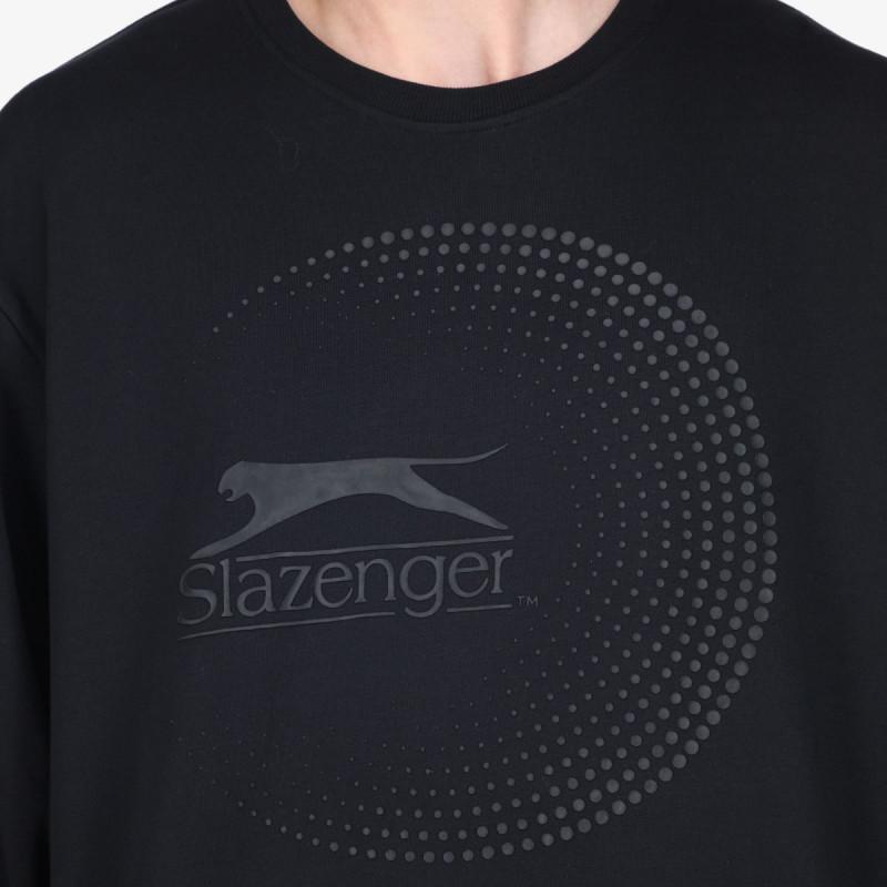 SLAZENGER majica bez kragne Circle II