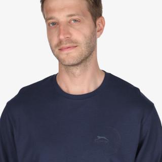 SLAZENGER t-shirt Circle Long