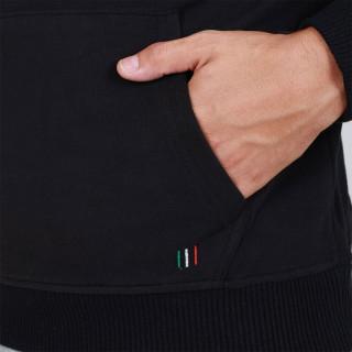 SERGIO TACCHINI majica dugih rukava s polu patentom JACOPO