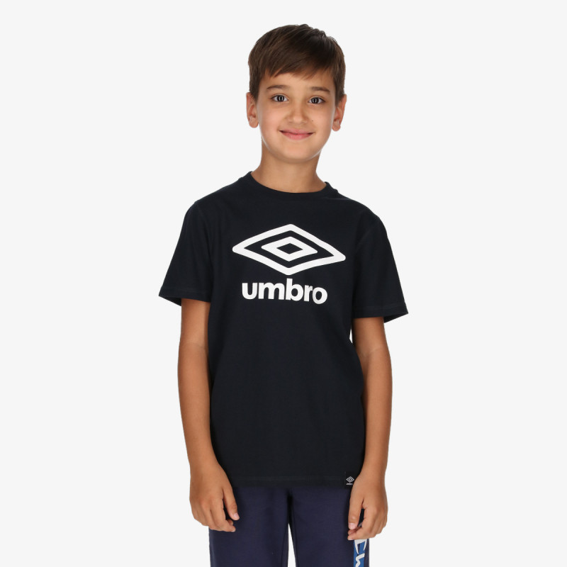 UMBRO dječji t-shirt BIG LOGO COTTON JNR