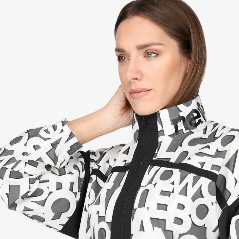 Relentless Printed Woven Jacket