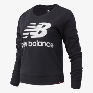 NEW BALANCE majica bez kragne NB Essentials Crew Fleece