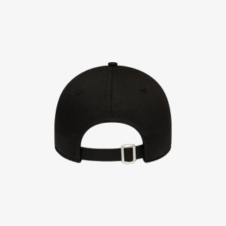 NEW ERA kapa WMNS METALLIC LOGO 9FORTY NEYYAN BLK