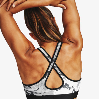 UNDER ARMOUR grudnjak Crossback Printed