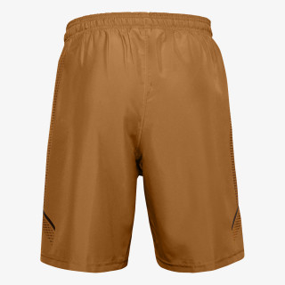 UNDER ARMOUR shorts WOVEN GRAPHIC