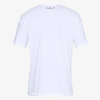 UNDER ARMOUR t-shirt TEAM ISSUE WORDMARK SS
