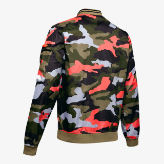 UNDER ARMOUR jakna UNSTOPPABLE CAMO BOMBER