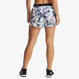 UNDER ARMOUR shorts W FLY BY 2.0 PRINTED