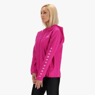 UNDER ARMOUR jakna Woven Hooded