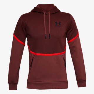 UNDER ARMOUR majica s kapuljačom RIVAL FLEECE AMP HD