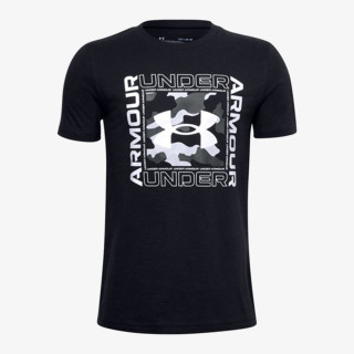 UNDER ARMOUR dječji t-shirt LIVE RIVAL INSPIRED SS