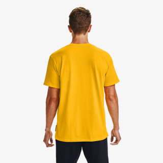 UNDER ARMOUR t-shirt CURRY EMBROIDERED TEE