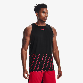 UNDER ARMOUR top BASELINE REVERSIBLE