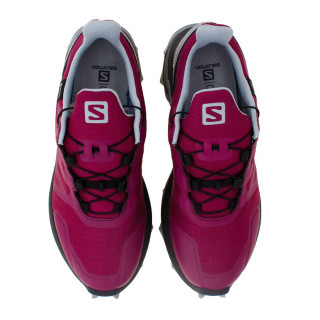 SALOMON tenisice SUPERCROSS GTX W BEET RED/BK/MO