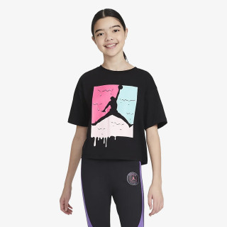 NIKE dječji t-shirt JDG ICE CREAM JUMPMAN