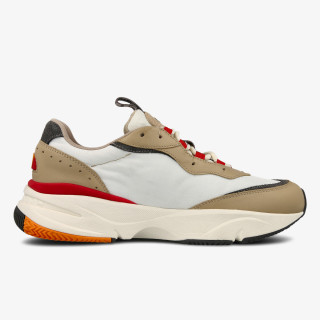 ELLESSE tenisice MASSELLO TEXT AM OFF WHT/TAN/RED