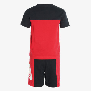 NIKE dječji t-shirt NKB NSW SS AMPLIFY SET